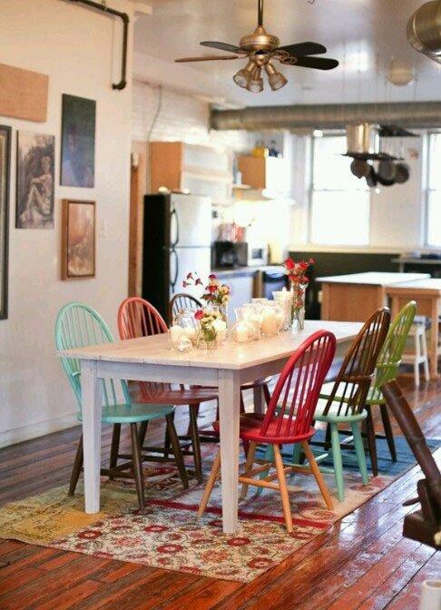 sedie diverse mix chair design4u. Black Bedroom Furniture Sets. Home Design Ideas