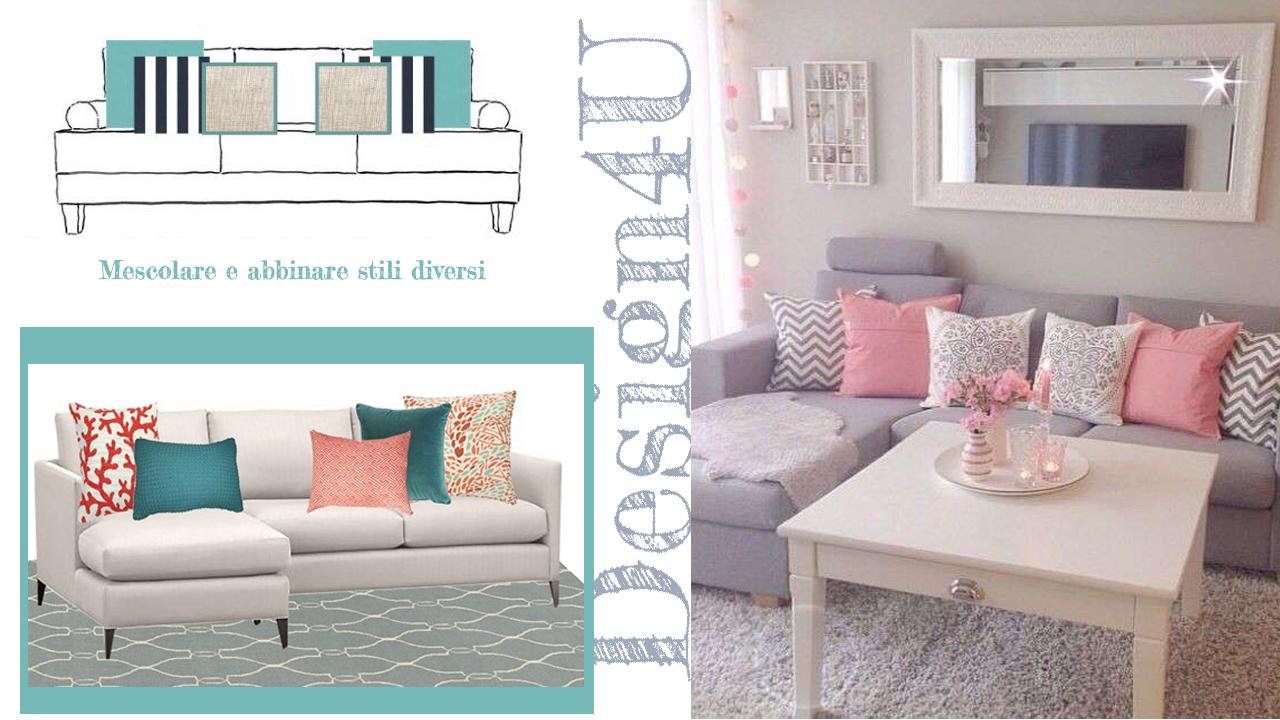 I cuscini divano tutto su ispirazione design casa for Cuscini arredo divano