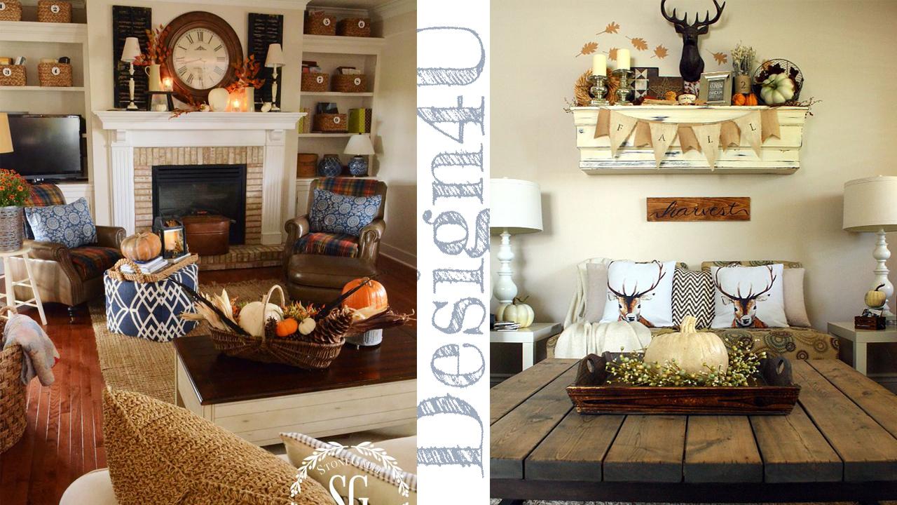 Arredo d autunno fall decor design4u for Oggetti moderni