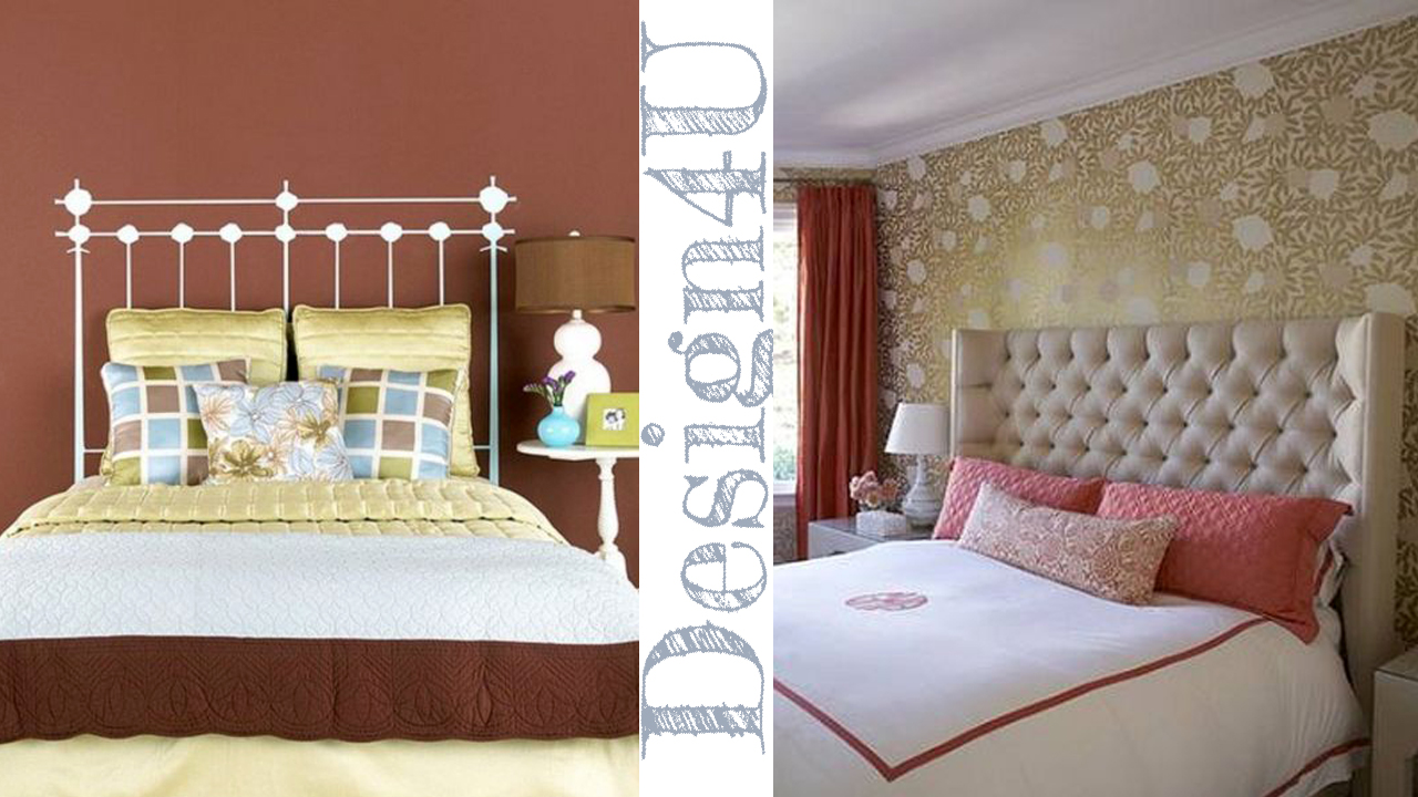 Testata del letto headboard vol 2 design4u for Decorare la camera matrimoniale