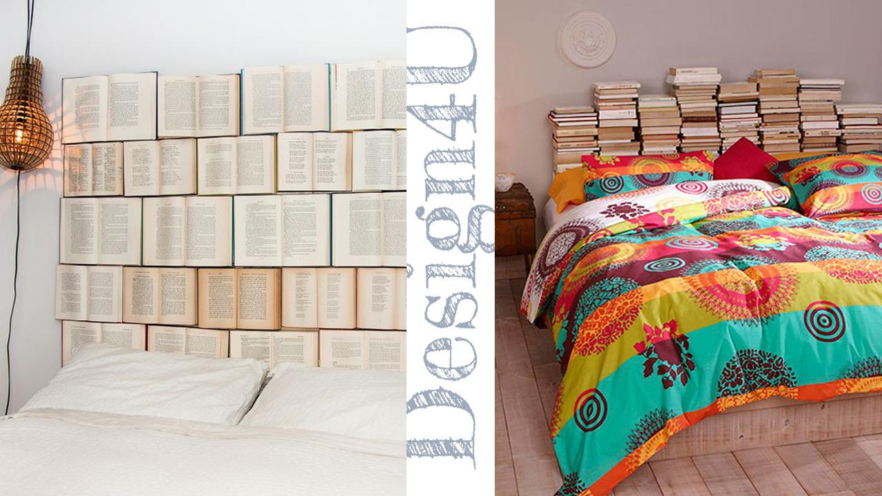 Testata del letto headboard vol 2 design4u - Testata del letto imbottita ...