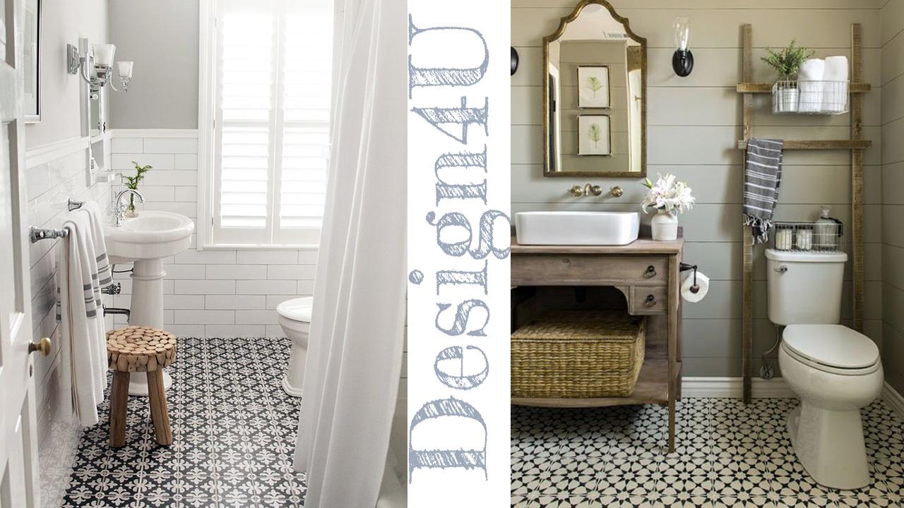 Mobili bagno rustico free casa arredamento bricolage - Arredo bagno rustico foto ...