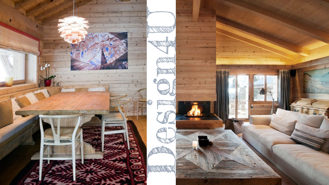 Mobili stile montagna jo94 regardsdefemmes for Arredamento interni case montagna