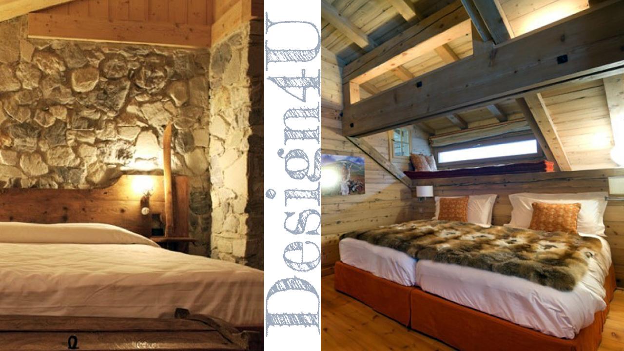 Arredare la casa in montagna chalet interior design4u - Illuminazione casa montagna ...