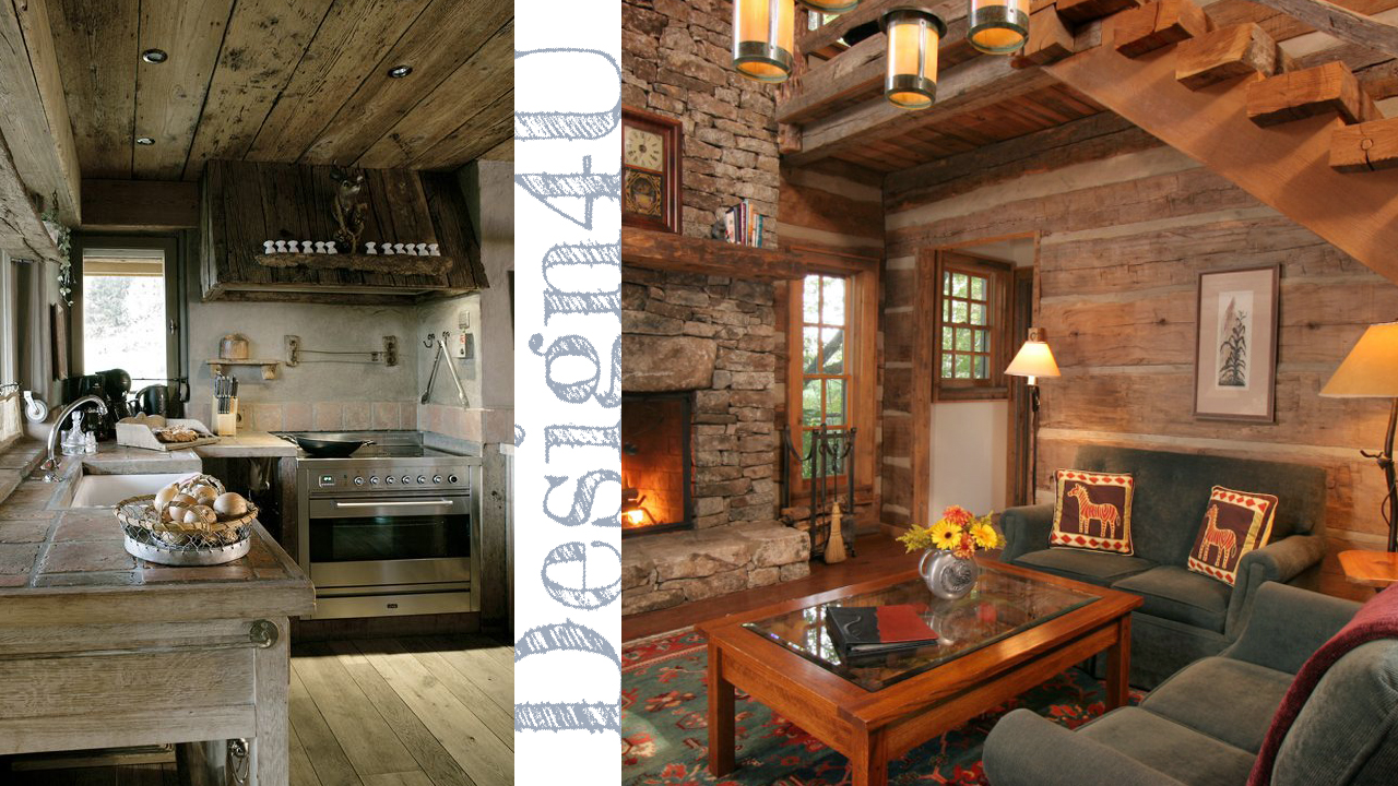 Arredare la casa in montagna chalet interior design4u for Arredamento interni case montagna