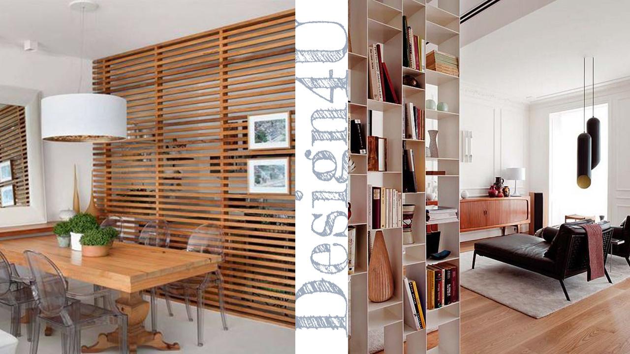 Mobili divisori ambienti gli ambienti con le pareti for Mobili per interni