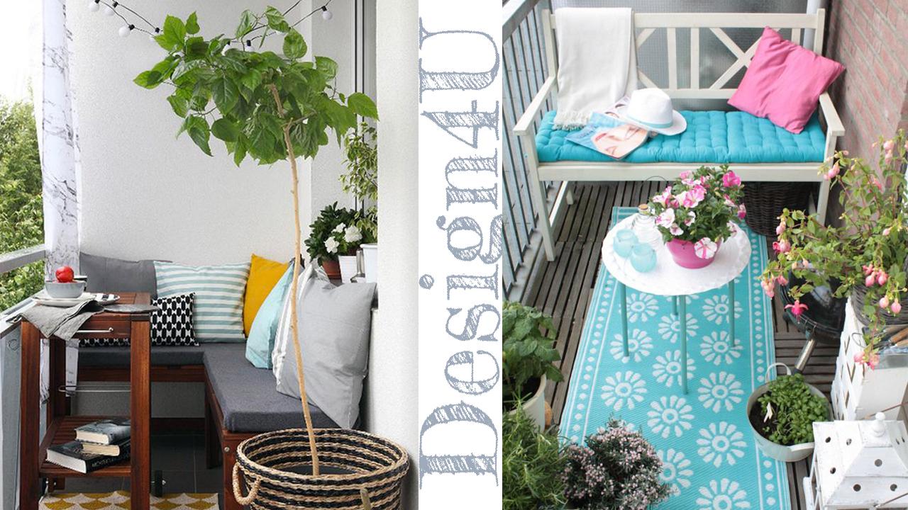 Ikea decorazione balcone for Arredo terrazzo ikea