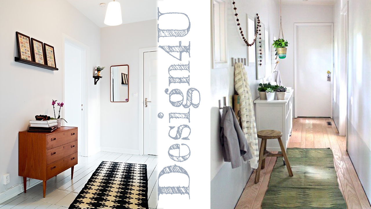 Arredare l ingresso di casa entryways design4u for Arredare corridoio